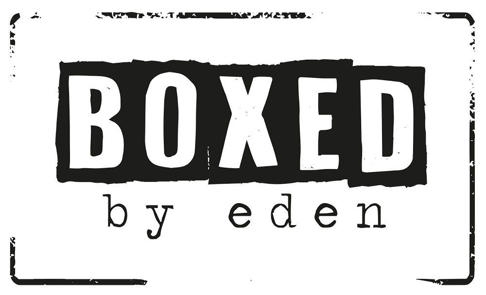 Boxed by Eden